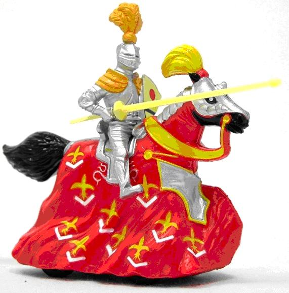 Picture of Recalled toy knight