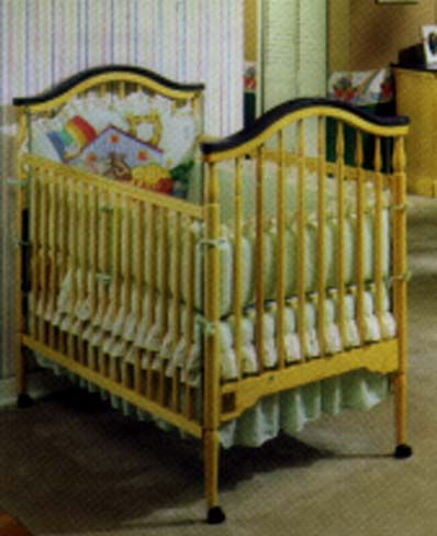 simmons easy side crib. picture of simmons crib easy side