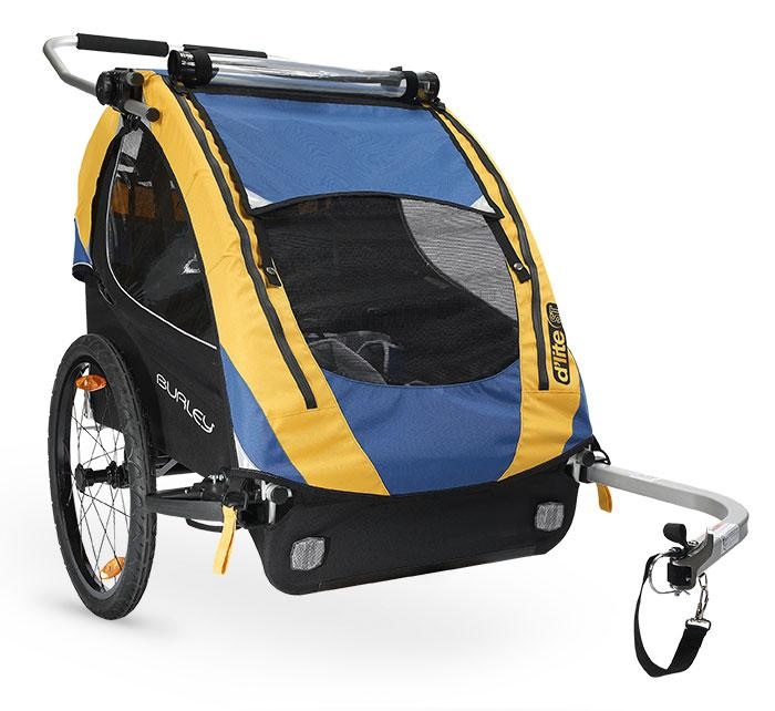 Picture of Recalled d'lite ST Child Trailer
