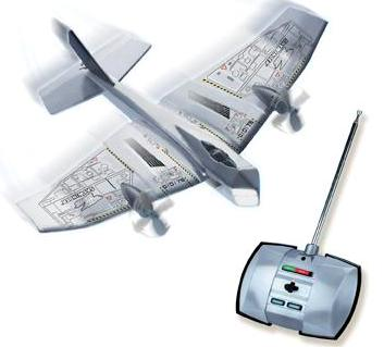 Picture of Recalled Toy Airplanes