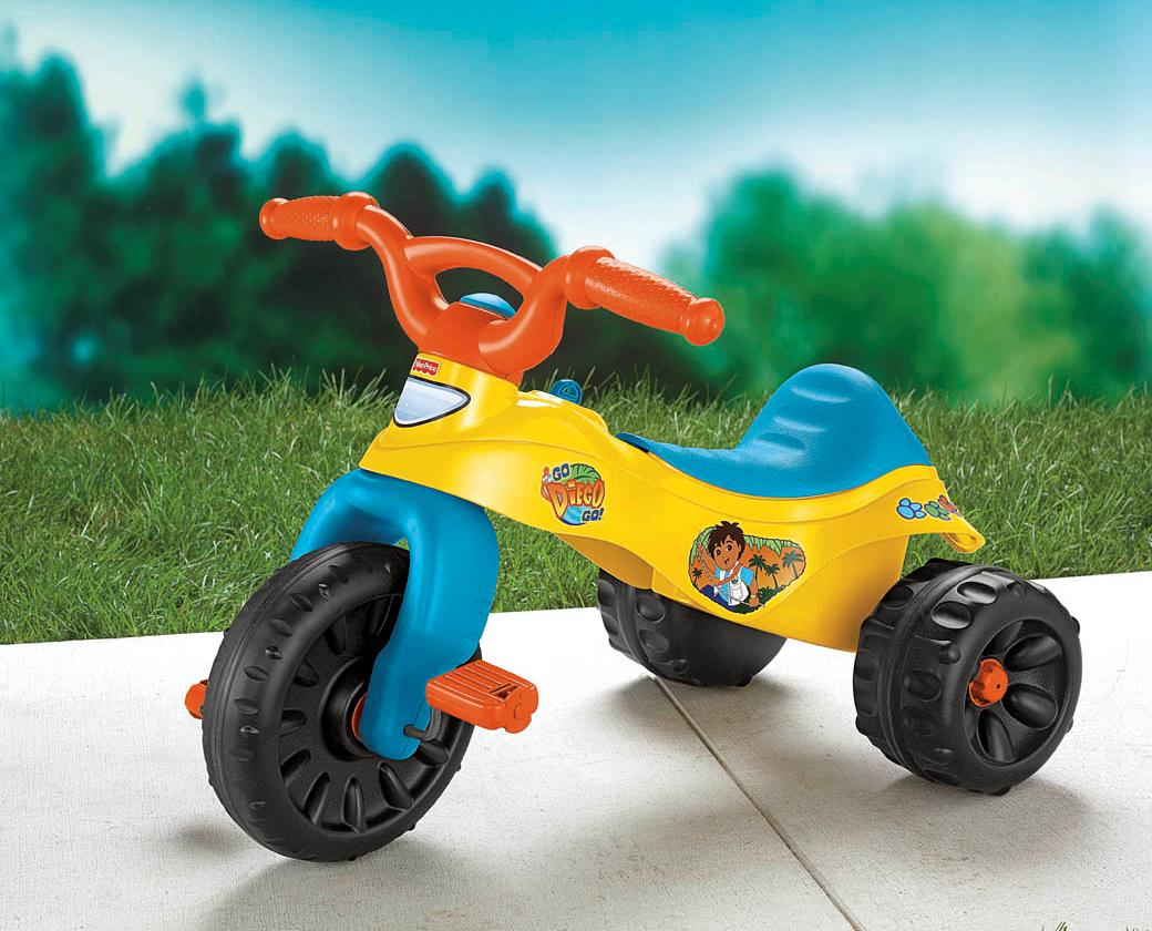 Fisher Price Recalls Children S Trikes Due To Risk Of