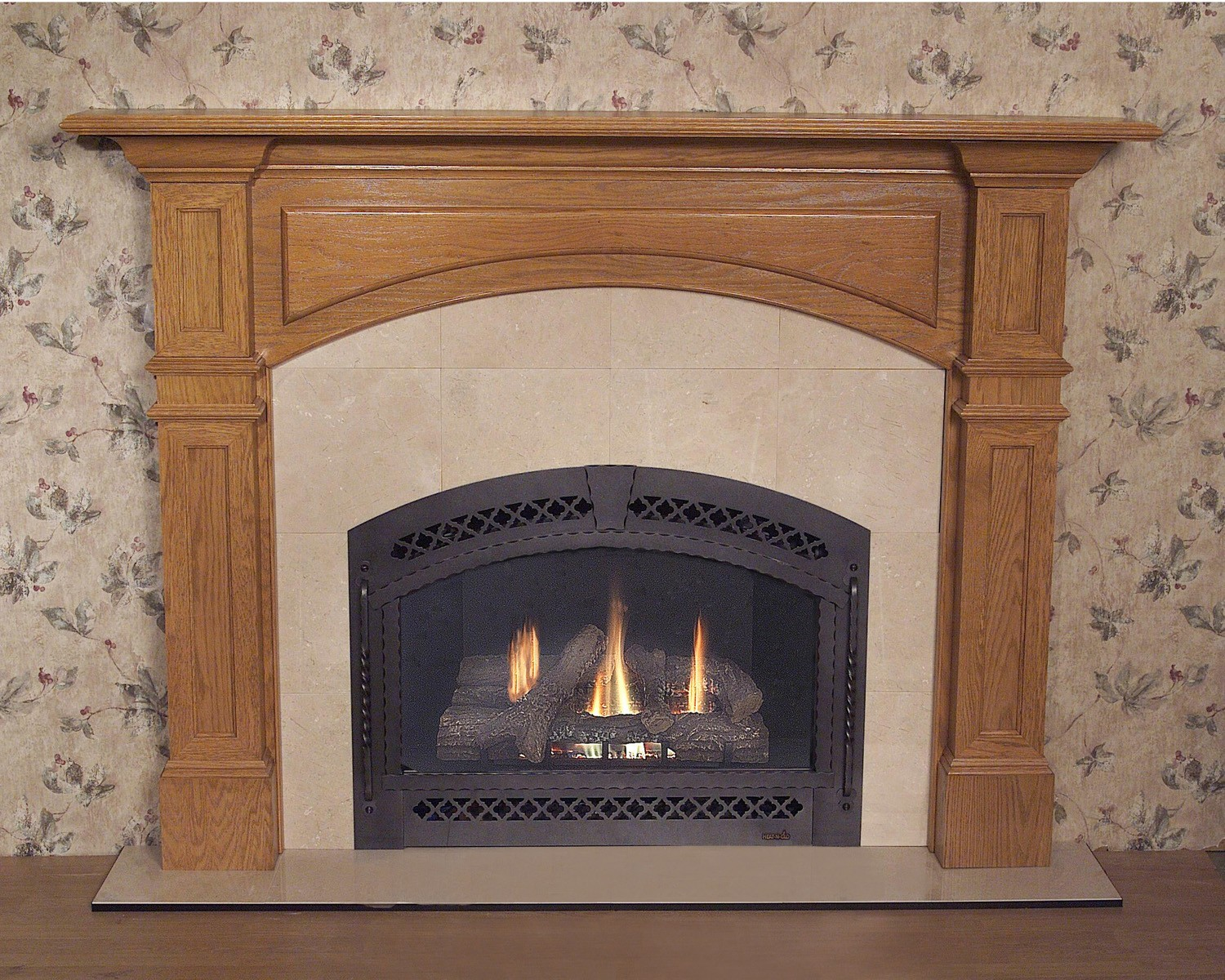Picture Of Recalled Gas Fireplaces