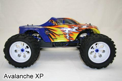 Picture of Recalled Redcat Racing Avalanche XP FM Remote Controlled Vehicles