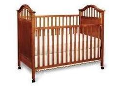 Picture of Recalled Crib: Hampton Drop Side