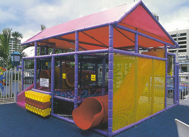 CPSC, Burger King Announce Recall to Replace Nets On Soft Playgroundsa