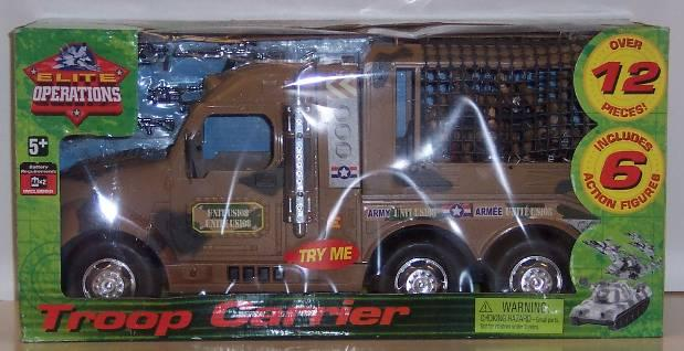 Picture of Troop Carrier Recalled Toy Set