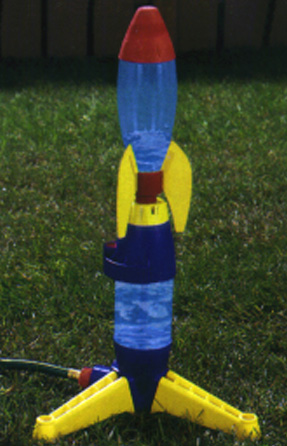 Picture of Recalled Water Rocket Toy