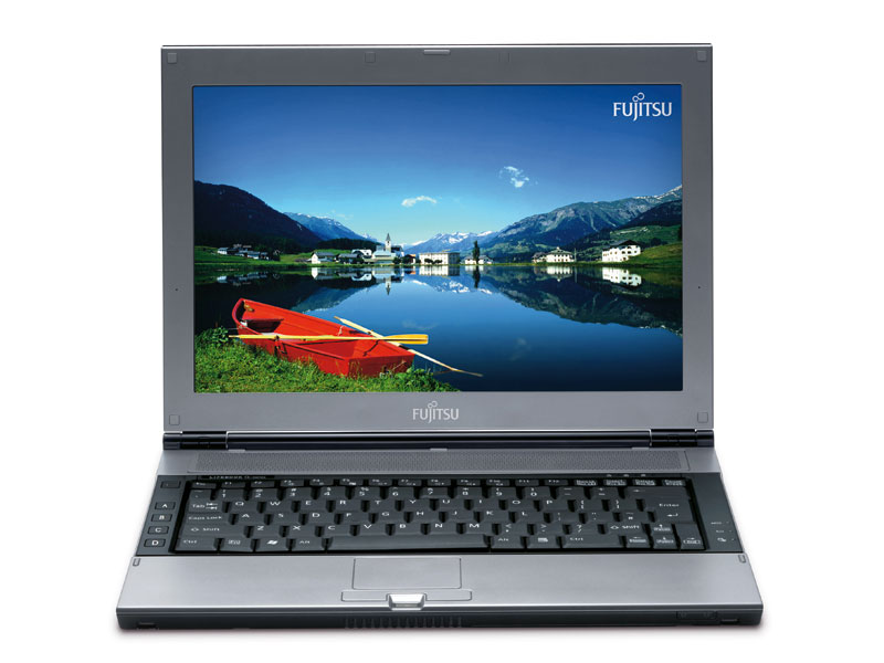 Picture of Fujitsu Notebook Computer