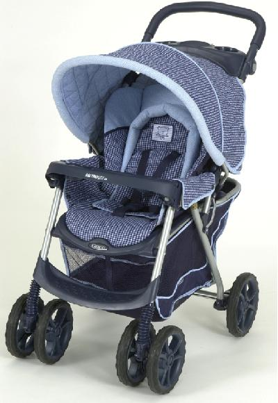 Graco Recalls Quattro And Metrolite Strollers Due To