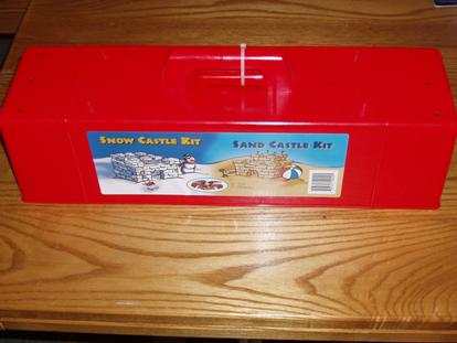 Picture of Recalled Snow and Sand Castle Kit