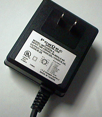 picture of recalled power supply