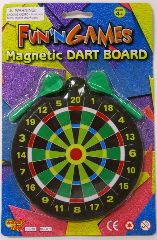 Picture of Recalled Dart Board