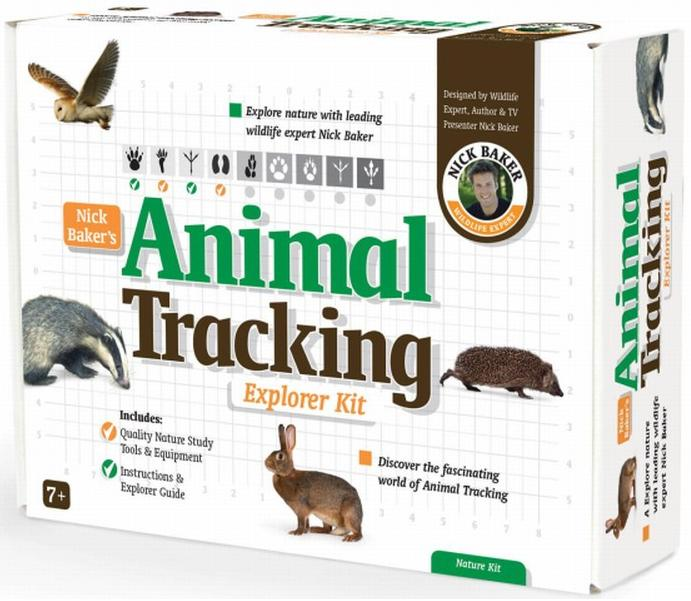 Picture of Recalled Animal Tracking Explorer Kit