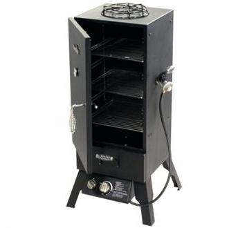 Recalled gas smoker