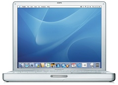 Picture of PowerBook Computer