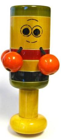 Picture of Recalled Wooden Toy (Bell Rattle)
