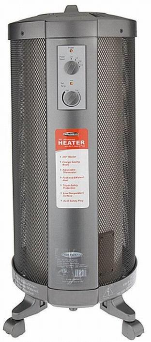 Picture of Recalled Space Heater