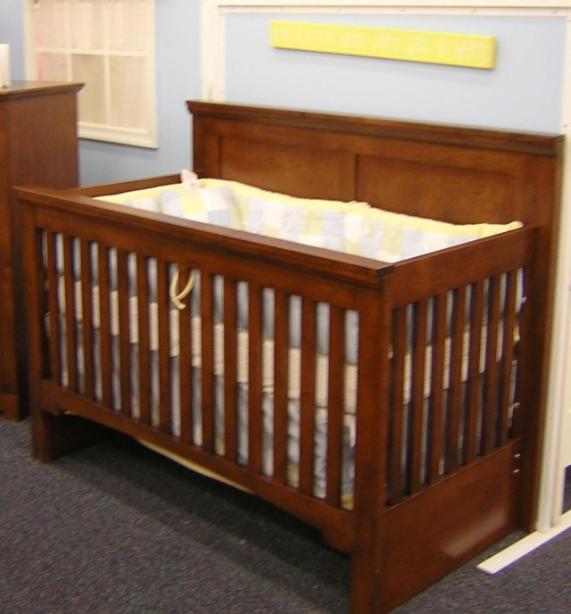 Picture of Recalled Rock a Bye - Model 1900-350 Crib