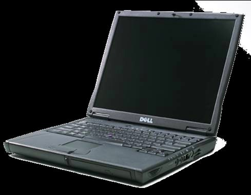 Picture of Notebook Computer