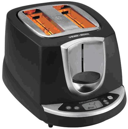 Picture of Recalled Toaster