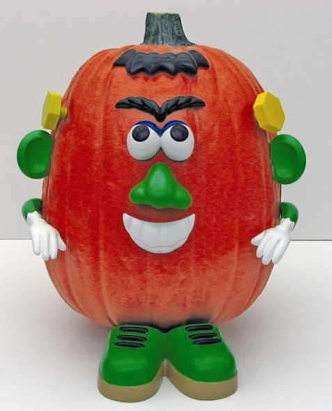 Picture of Recalled Monster Pumpkin