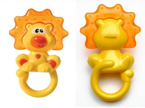 Picture of Recalled Teether