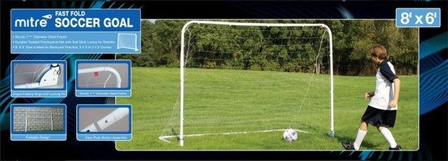 Picture of Recalled Folding Soccer Goal