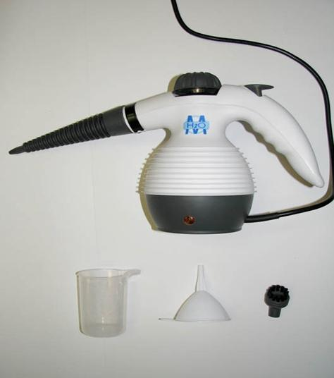 Picture of Recalled H20 Portable Hand Held Steam Cleaner