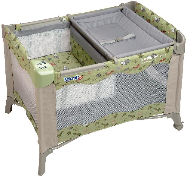 Picture of Recalled Carter's Lennon Travelin' Tot Play Yard