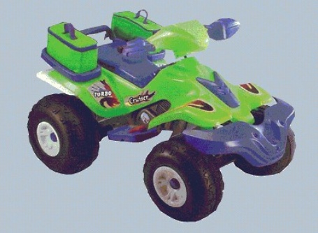 picture of recalled Kiddie Car Cruiser