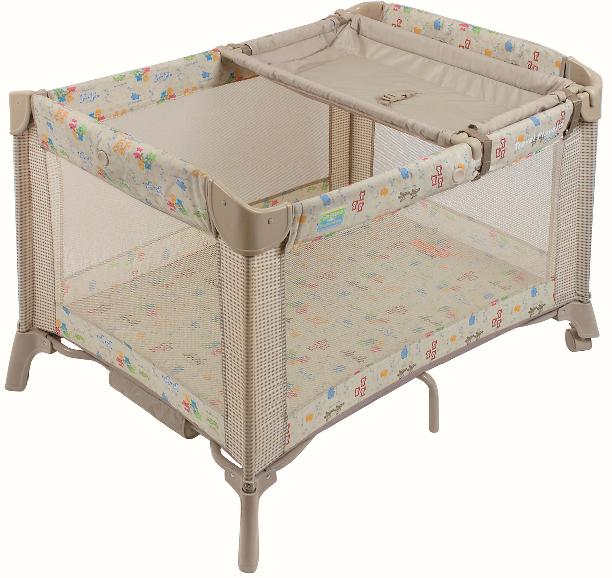 Picture of Recalled Sesame Beginnings Play Yard