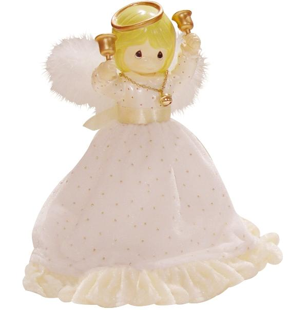 Christmas Tree Toppers Recalled By Precious Moments Due To Fire  - Christmas Tree Angel Toppers