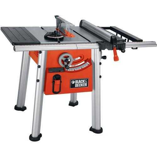 Picture of Recalled Table Saws
