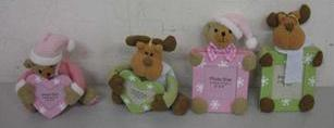 Picture of Recalled Baby Rattles and Ornaments
