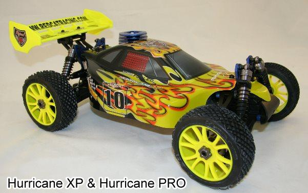 Picture of Recalled Redcat Racing Hurricane XP and Hurricane Pro FM Remote Controlled Vehicles
