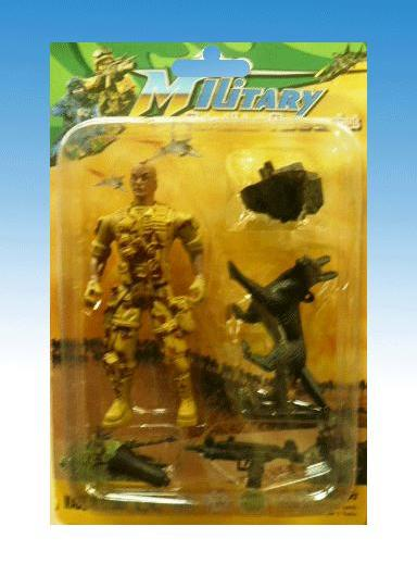 Picture of Recalled Military toy figure