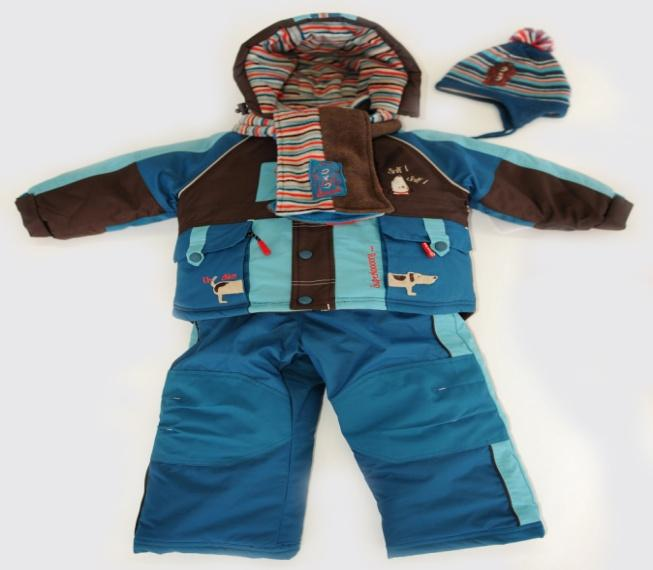 Picture of Recalled Snowsuit