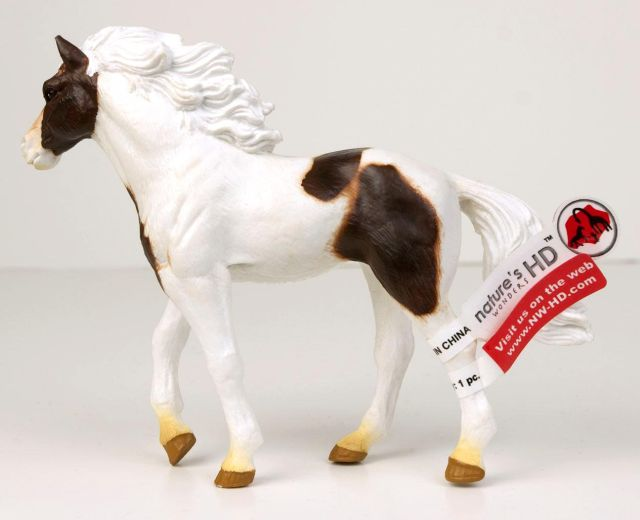 Picture of Recalled Pinto Horse Toy Figures