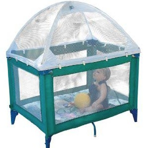 Picture of Portable Play Yard Tent  sc 1 st  Consumer Product Safety Commission & Five Retailers Agree to Stop Sale and Recall Tots in Mind Crib ...