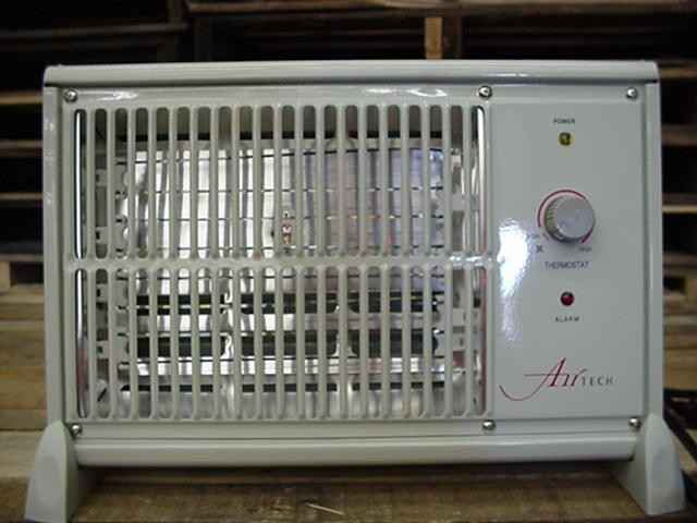 Picture of Recalled Aloha radiant heater