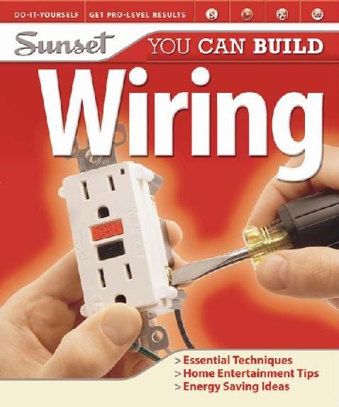 home improvement books recalled by oxmoor house due to faulty wiring rh cpsc gov Home Electrical Wiring Guide Residential Electrical Wiring Diagrams