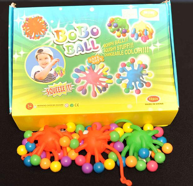 Recalled BoBo balls