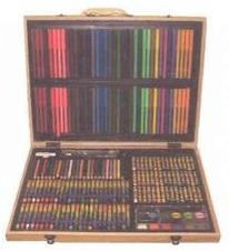 Picture of Recalled Imaginarium Wooden Coloring Case