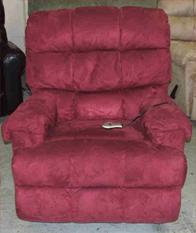 Picture of Recalled Heated Massage Recliner