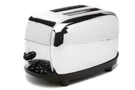 Picture of Recalled Electric Toaster