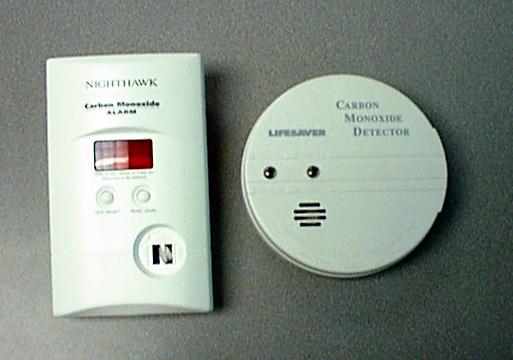 Life Saver Carbon Monoxide Alarm