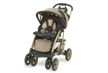 Picture of Recalled Graco Quattro Tour Stroller