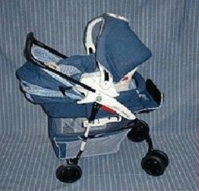 Picture of Recalled Stroller