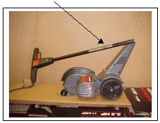 Picture of Recalled Electric Chain Saws and Electric Edgers
