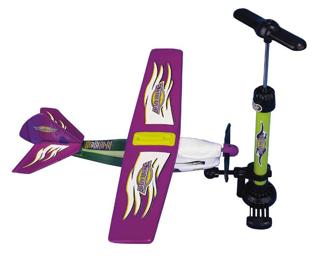 Picture of Recalled Toy Plane